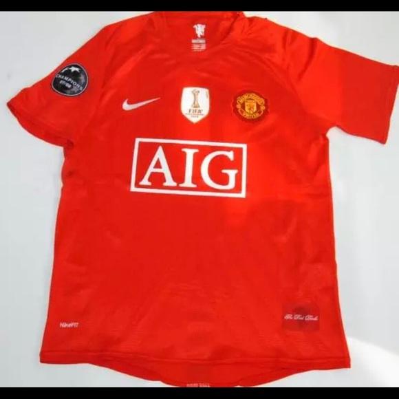 promo code 30a49 ff686 Rare Christiano Ronaldo Manchester United jersey NWT